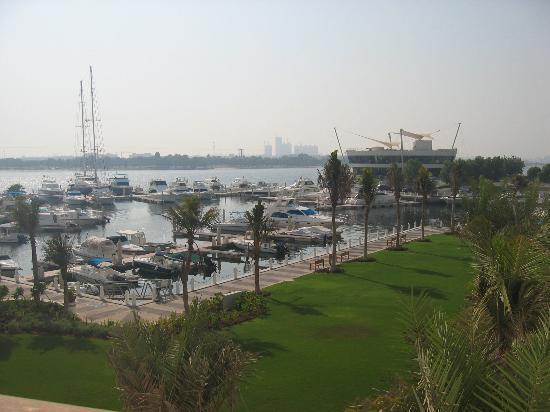 Park Hyatt Dubai: View from balcony