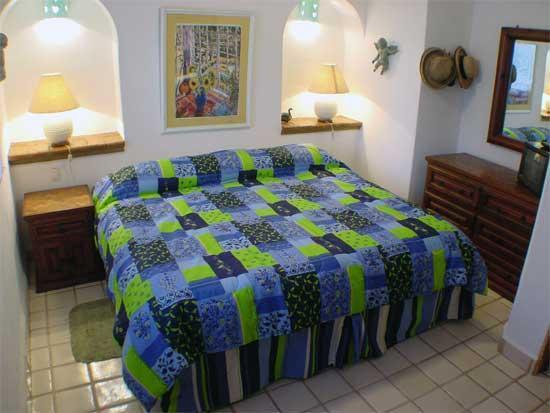 Plazamar: Bedroom