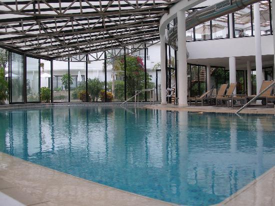 Louis Ledra Beach: indoor pool