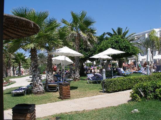 Louis Ledra Beach: garde to pool bar
