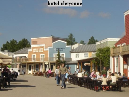 hotel bild fr n disneyland park marne la vall e tripadvisor. Black Bedroom Furniture Sets. Home Design Ideas