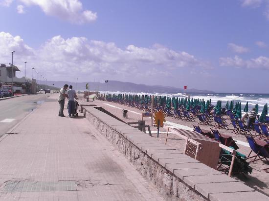 Resort & Spa Le Dune: allocated area
