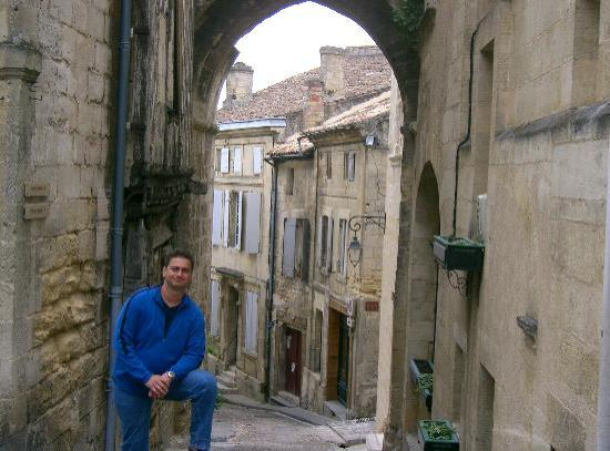 Bordeaux, France: St. Emilion