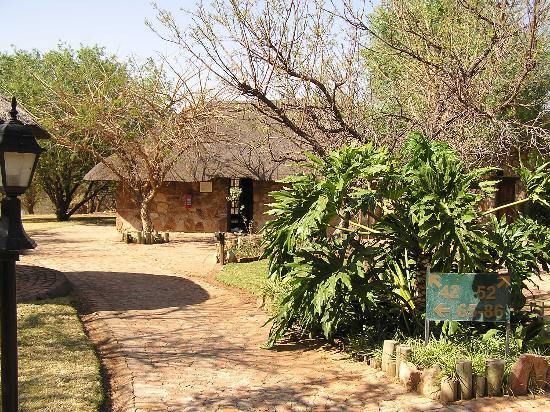 The Farm Inn: Stone Cottage