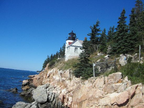Bar Harbor Inn: Bass Harbor Lighthouse