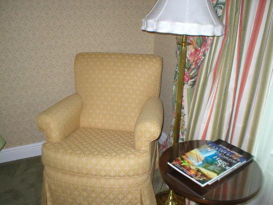 The Ritz-Carlton, Santiago: Armchair