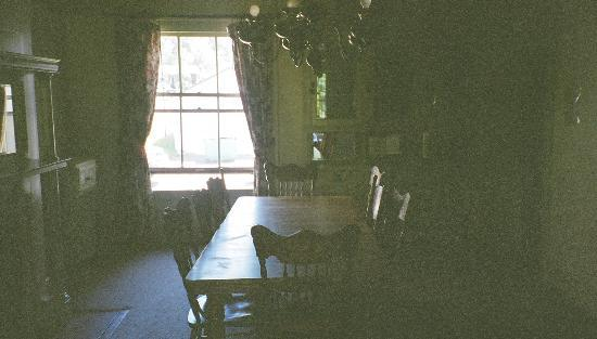 Fort Worden: Dining Room
