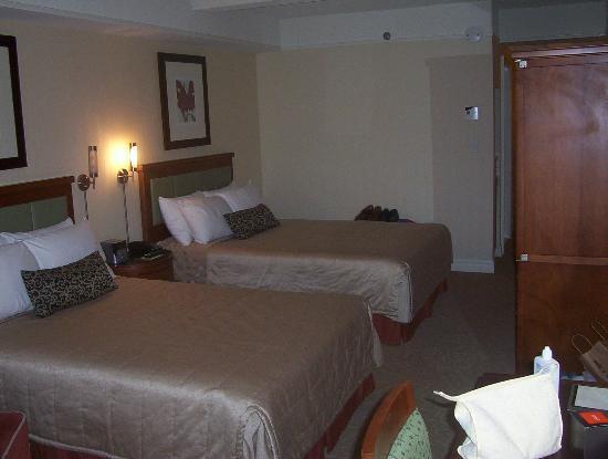 San Carlos Hotel: Inside the room