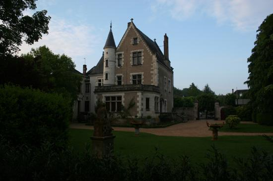 Le Manoir Saint Thomas: Hotel and Grounds
