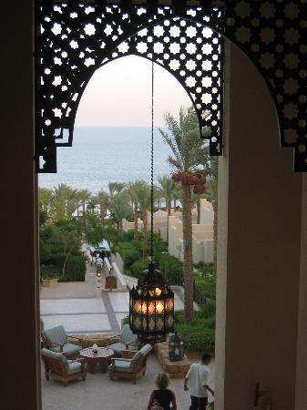 Four Seasons Resort Sharm El Sheikh: Resort looking down from top of hill
