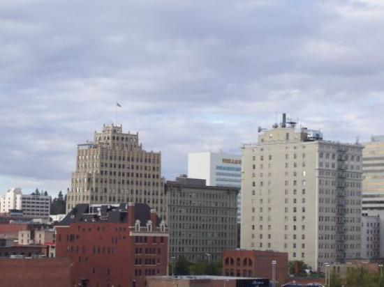 views of spokane a better hotel must be in that skyline picture rh tripadvisor com