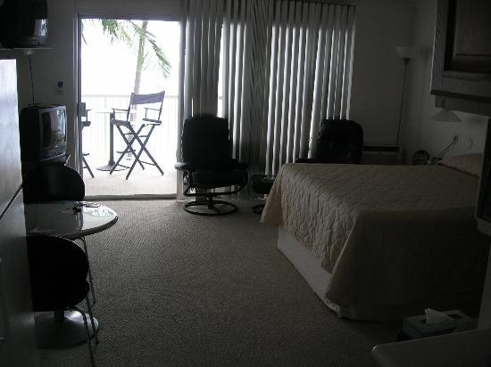 Kona Magic Sands: View of the room