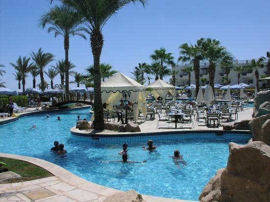Pool - Hilton Sharm Waterfalls Resort Photo