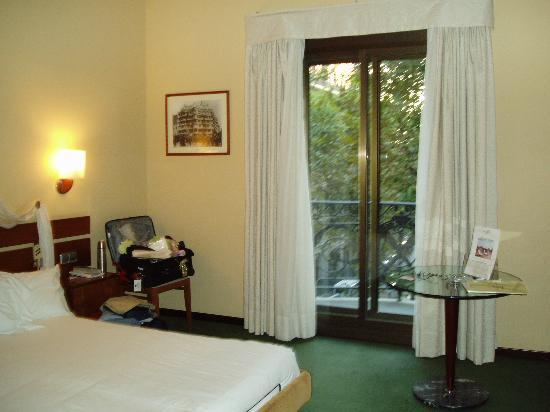 Hotel Montecarlo Barcelona Foto