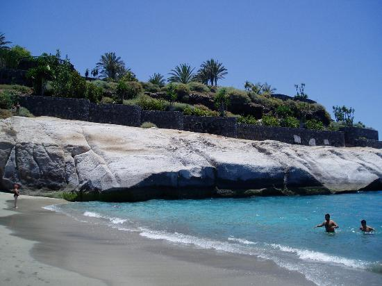 Lagos de Fañabe Resort: Del duque beach