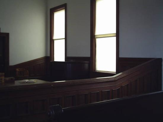 Tombstone, Arizona: courthouse