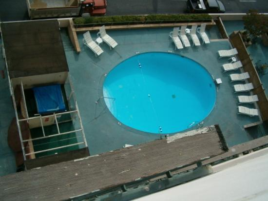 The Springs Hotel & Spa: 9th Floor View of Pool