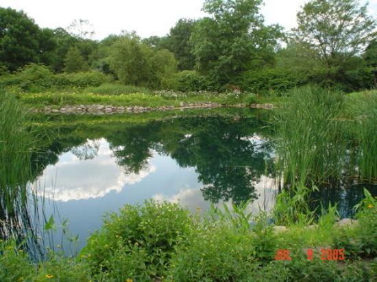 Cantigny Park: Cantigny Gardens, Chicago Western Suburbs, IL