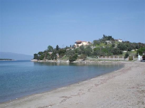 Volos, Grèce : Beach