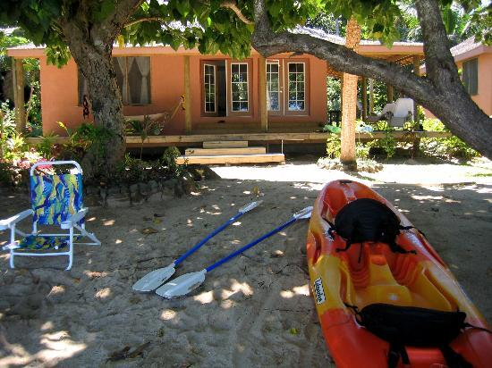 Kulu Bay Resort: Our home for 12 days