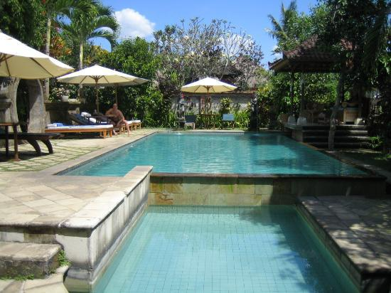 Alam Jiwa : fantastic pool, very peaceful
