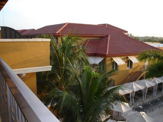 Bellasera Resort: BellaSera: View from Balcony