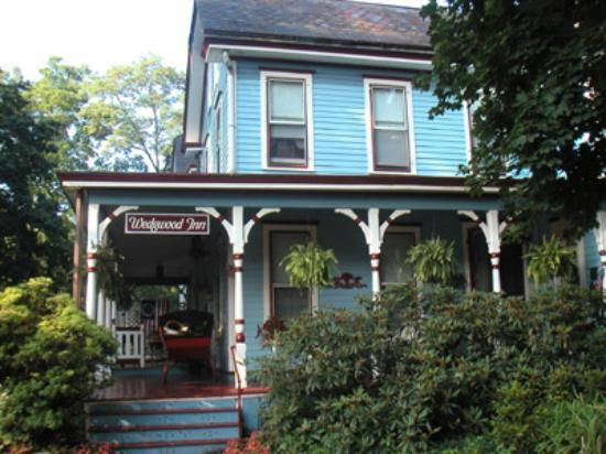 New Hope's 1870 Wedgwood Bed and Breakfast Inn: Wedgewood Inn