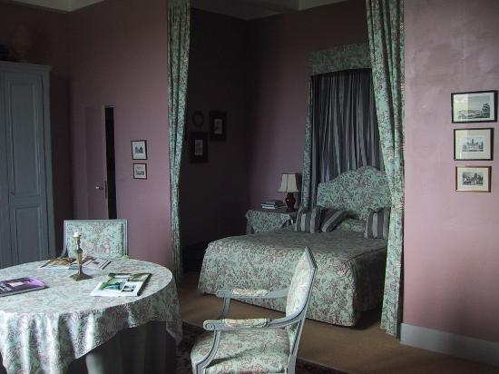 vista guest house e giardino photo de chateau lambert ch nas tripadvisor. Black Bedroom Furniture Sets. Home Design Ideas