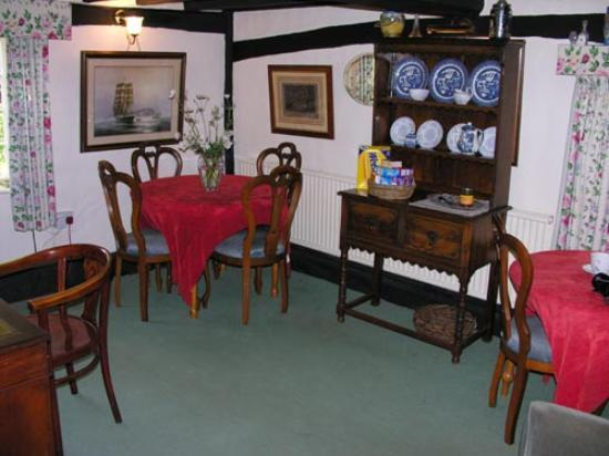Pleasant Cottage: Breakfast room