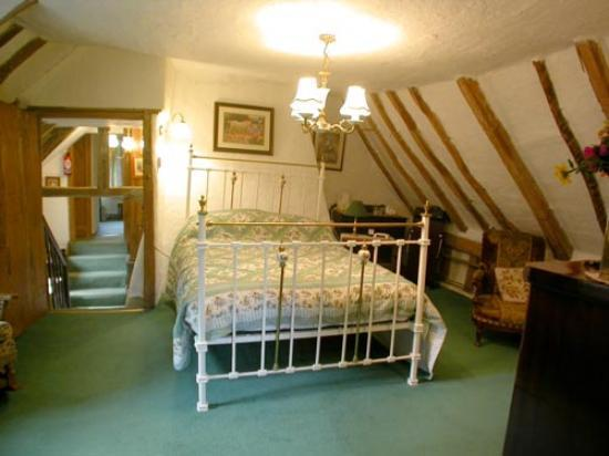 Pleasant Cottage: Double room 1