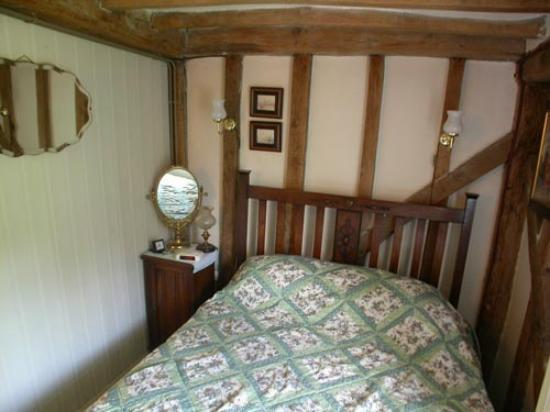 Pleasant Cottage: Double room 2