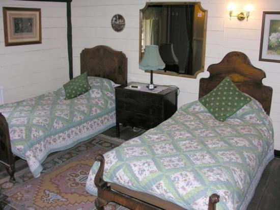 Pleasant Cottage: Twin room