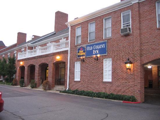 Old Colony Inn Alexandria: The Best Western Old Colony Inn