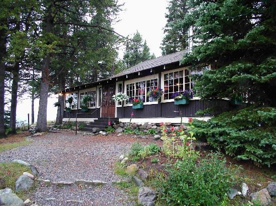Storm Mountain Lodge & Cabins: The Lodge
