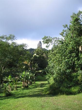 Rarotonga, Cook Islands: The Needle