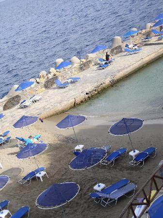 Aquila Elounda Village Hotel: The beach