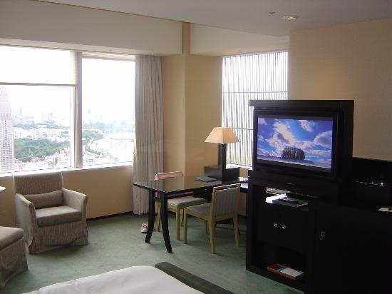Park Hyatt Tokyo: Deluxe Bedroom 2