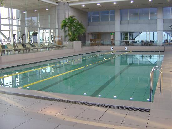 โรงแรมพาร์ค ไฮแอท โตเกียว: Pool