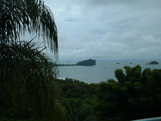 La Mansion Inn: View from Terrace
