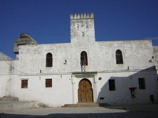Kenzi Solazur: The famous Kasbah palace (horrible and closed!)