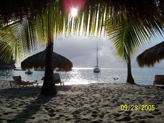 Anse Chastanet: Afternoon Delight