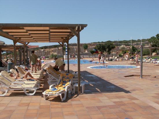 Insotel Punta Prima Resort & Spa: Top Paddling pool