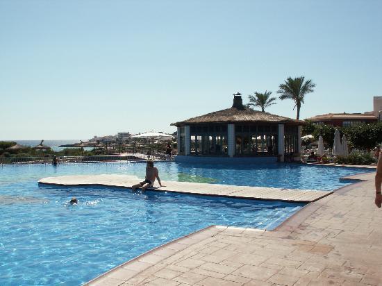 Insotel Punta Prima Resort & Spa: Bottom Pool