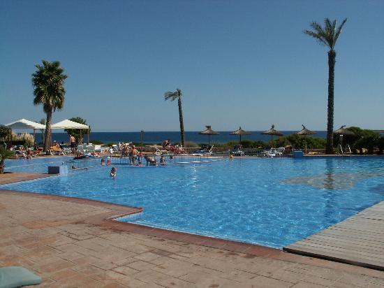 Insotel Punta Prima Resort & Spa : Bottom Paddling Pool
