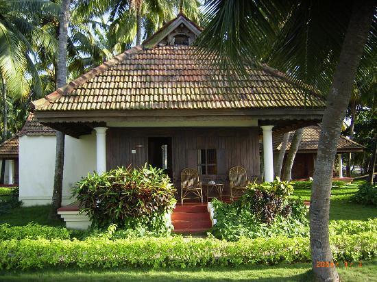 Aquasserenne: The bungalows