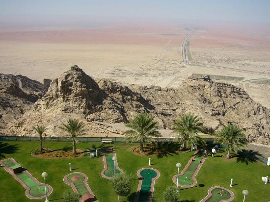 Restaurant Picture Of Mercure Grand Jebel Hafeet Al Ain
