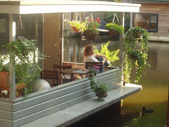 PhilDutch Amsterdam Bed and Breakfast Photo