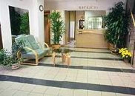 Hotel ROKK: Lobby