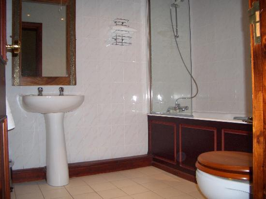 Best Western Pennine Manor Hotel: bathroom