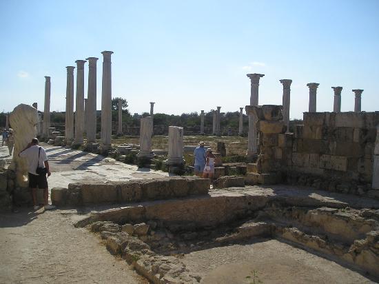 Almond Holiday Village: Salamis ruins near Famagusta